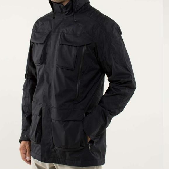 Men's Heavy Duty Rain Jacket